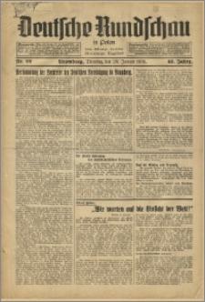 Deutsche Rundschau in Polen. J. 60, 1936, nr 22