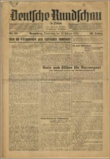 Deutsche Rundschau in Polen. J. 60, 1936, nr 33