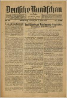 Deutsche Rundschau in Polen. J. 60, 1936, nr 64