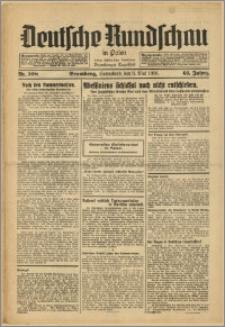 Deutsche Rundschau in Polen. J. 60, 1936, nr 108