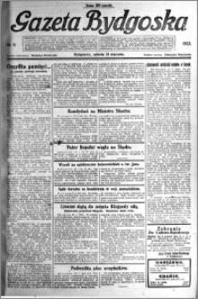 Gazeta Bydgoska 1923.01.13 R.2 nr 9