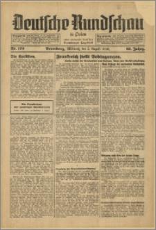 Deutsche Rundschau in Polen. J. 60, 1936, nr 179
