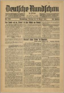 Deutsche Rundschau in Polen. J. 60, 1936, nr 195