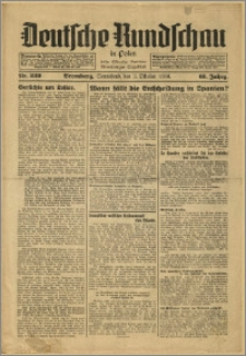 Deutsche Rundschau in Polen. J. 60, 1936, nr 229