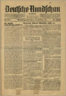 Deutsche Rundschau in Polen. J. 60, 1936, nr 274