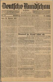 Deutsche Rundschau in Polen. J. 61, 1937, nr 24