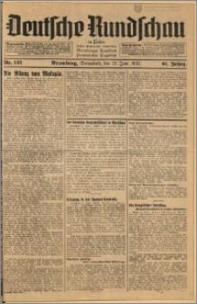 Deutsche Rundschau in Polen. J. 61, 1937, nr 131