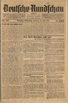 Deutsche Rundschau in Polen. J. 61, 1937, nr 162