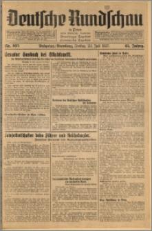Deutsche Rundschau in Polen. J. 61, 1937, nr 165