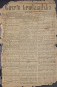 Gazeta Grudziądzka 1917.08.28 R.23 nr 101