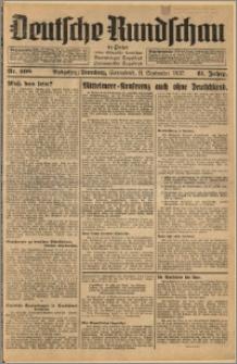 Deutsche Rundschau in Polen. J. 61, 1937, nr 208