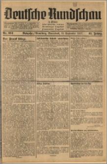 Deutsche Rundschau in Polen. J. 61, 1937, nr 214