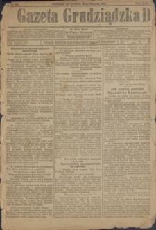 Gazeta Grudziądzka 1917.08.30 R.23 nr 102 + dodatek