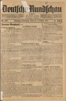 Deutsche Rundschau in Polen. J. 61, 1937, nr 235