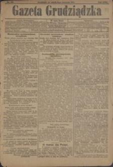 Gazeta Grudziądzka 1917.09.08 R.23 nr 106 + dodatek