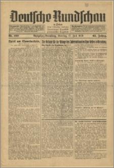 Deutsche Rundschau in Polen. J. 62, 1938, nr 160