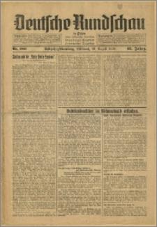 Deutsche Rundschau in Polen. J. 62, 1938, nr 180