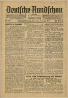 Deutsche Rundschau in Polen. J. 62, 1938, nr 181