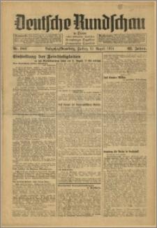 Deutsche Rundschau in Polen. J. 62, 1938, nr 182
