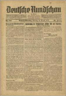 Deutsche Rundschau in Polen. J. 62, 1938, nr 189
