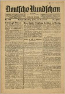 Deutsche Rundschau in Polen. J. 62, 1938, nr 193