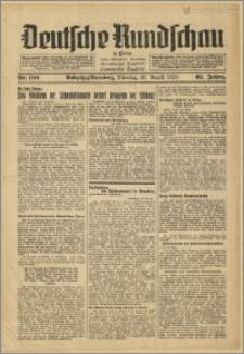 Deutsche Rundschau in Polen. J. 62, 1938, nr 196