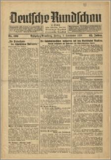 Deutsche Rundschau in Polen. J. 62, 1938, nr 199