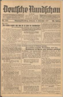 Deutsche Rundschau in Polen. J. 62, 1938, nr 215
