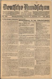 Deutsche Rundschau in Polen. J. 62, 1938, nr 218