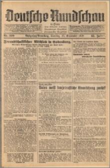 Deutsche Rundschau in Polen. J. 62, 1938, nr 219