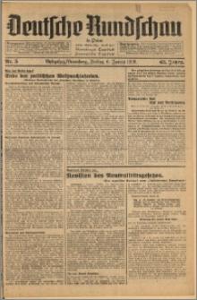 Deutsche Rundschau in Polen. J. 63, 1939, nr 5