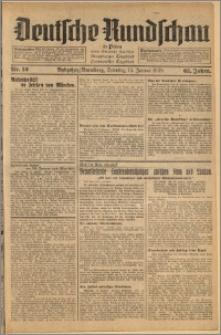 Deutsche Rundschau in Polen. J. 63, 1939, nr 12
