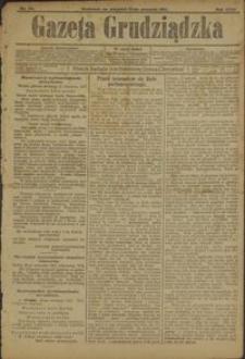 Gazeta Grudziądzka 1917.09.27 R.23 nr 114 + dodatek