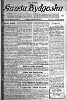 Gazeta Bydgoska 1923.01.19 R.2 nr 14