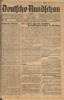 Deutsche Rundschau in Polen. J. 63, 1939, nr 46