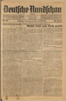 Deutsche Rundschau in Polen. J. 63, 1939, nr 68