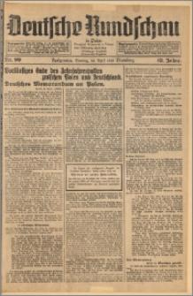 Deutsche Rundschau in Polen. J. 63, 1939, nr 99