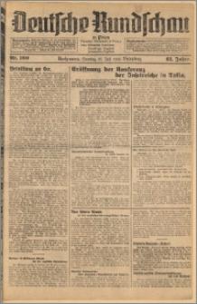 Deutsche Rundschau in Polen. J. 63, 1939, nr 160