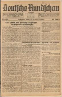 Deutsche Rundschau in Polen. J. 63, 1939, nr 170