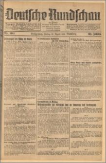 Deutsche Rundschau in Polen. J. 63, 1939, nr 193
