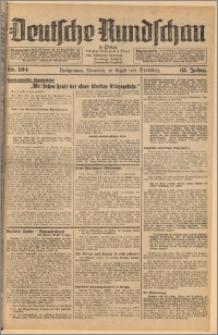 Deutsche Rundschau in Polen. J. 63, 1939, nr 194