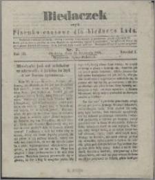 Biedaczek : czyli mały i tani tygodnik dla biednego ludu, 1850.01.23 R. 3 nr 7