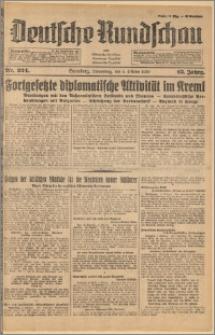 Deutsche Rundschau. J. 63, 1939, nr 224