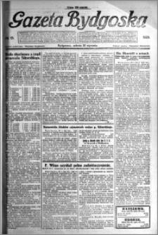 Gazeta Bydgoska 1923.01.20 R.2 nr 15