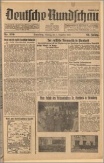 Deutsche Rundschau. J. 63, 1939, nr 276