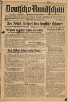 Deutsche Rundschau. J. 64, 1940, nr 8
