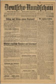 Deutsche Rundschau. J. 64, 1940, nr 9