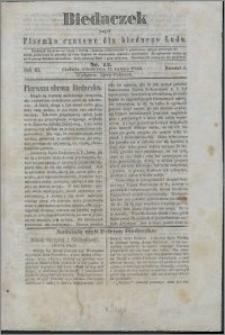Biedaczek : czyli mały i tani tygodnik dla biednego ludu, 1850.02.13 R. 3 nr 13
