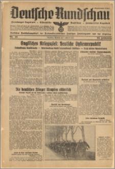 Deutsche Rundschau. J. 64, 1940, nr 32
