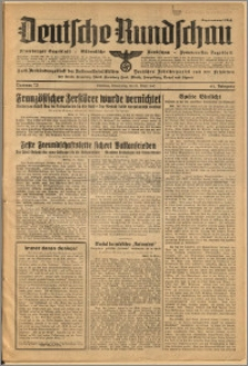 Deutsche Rundschau. J. 64, 1940, nr 73